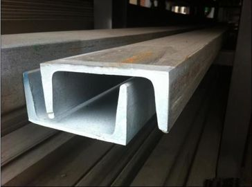 China S275 Structural Steel Tubes For Construction Project , U Channel Structural Steel Beams Q235B supplier