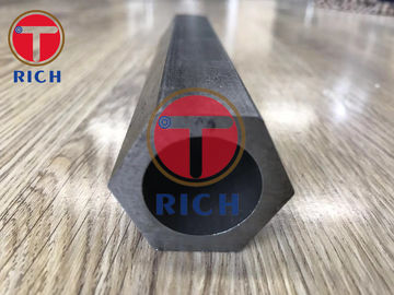 China Chemical Industry Special Steel Pipe Outer Hexagonal Inner Round Shaped supplier