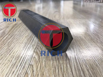 China SAE 1020 Seamless Special Steel Pipe Outer Hexagonal Inner Round Shaped Plain End Protector supplier