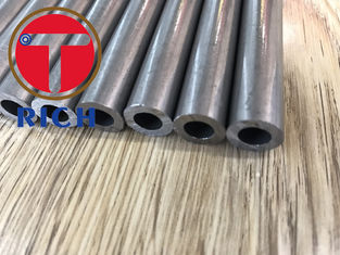 China Non - Alloy Precision Steel Tube Steel Hydraulic Pipe 2-30 Mm Thickness supplier