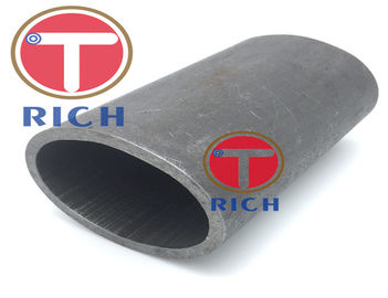 China Elliptical Hollow Structural Steel OD And ID Tolerance Controlled supplier
