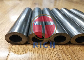 China Cold Drawn Seamless Steel Pipe ASTM A519 / Ss Seamless Pipe For Machinery supplier