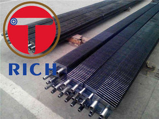 China ASTM A 179 Carbon Steel Heat Exchanger Tubes For Cooler / Dryer / Heat Exchanger Parts supplier