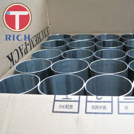 China Mechanical Cold Drawn Welded DOM Steel Tube ASTM A513 Type 5 Carbon Steel supplier