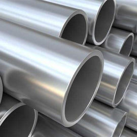 China Aluminum And Aluminum Alloy Seamless Extruded Pipe ASTM B241 6061-T6/6063-T6/6063 supplier