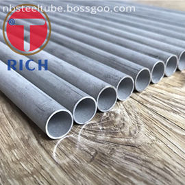 China Carbon Welded Seamless Steel Tube / Ferritic And Martensitic Stainless Steel Tube supplier