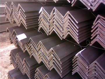 China Hot Rollled Special Steel Pipe Angle Bar Angle Iron 20x20mm-200x200mm Dimensions supplier