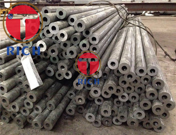 China Low Carbon Cold Drawn Seamless Steel Tube A179 For Boiler / Heat Exchanger supplier