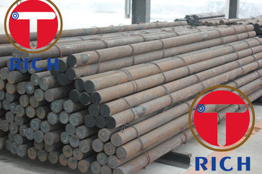 China ISO Standard 38CrMoAlA Hot Rolled Steel Bar / NS3203 Alloy Steel Round Bar supplier
