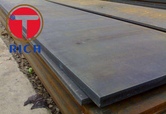 China ERS AH36 DH36 EH36 Special Steel Pipe For Vessel Building Customized Thickness supplier