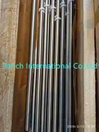 China AISI 304 Austenitic Polished Stainless Steel Rod / Ss Seamless Pipes 10 M Length supplier