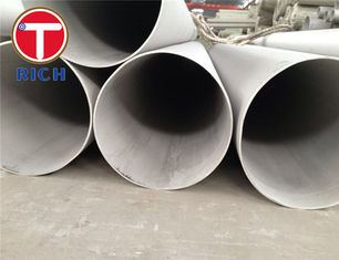 China Round 304 Seamless Tube 28mm Diameter / Cold Drawn Astm Stainless Steel Pipe supplier