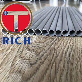 China Seamless Stainless Steel Tube MT302 , MT304 Grade DNV Certificate supplier