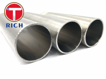China 25x1.2mm Stainless Steel Seamless Tube ASTM A270 For Fluid And Gas Transport supplier