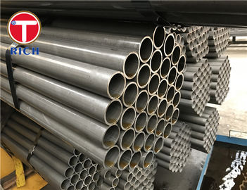 China High Tensile Carbon Seamless Steel Tube Thin Wall EN10305-1 OD 4-80mm supplier