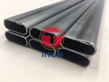 China Elliptical Welded Oval Stainless Tubing For Petroleum And Chemical Industries supplier