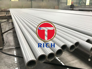 China Plain End 304 316 Stainless Steel Tube Polishing Surface For Piping Systems supplier