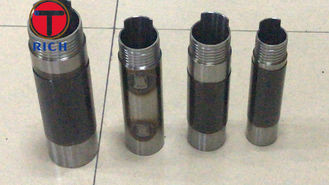 China Drill Pipe Couplings Tube Machining For Drill Rods Coupling And Casing supplier