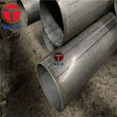 China Carbon Steel Cold Drawn Dom Metal Tubing Welded Precision Steel Pipe supplier