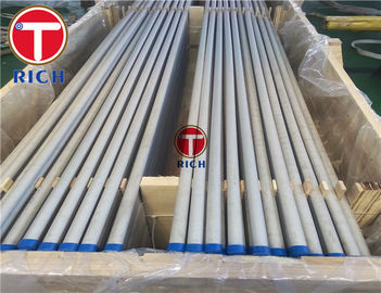 China 304H / 316H Seamless Austenitic Stainless Steel Tube ASTM A376 Small Diameter supplier