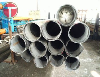 China Cold Drawn Precision Steel Tube Seamless 2 - 12m Length With GB/T3639 supplier