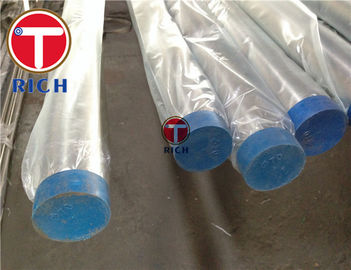 China 304 316 Stainless Steel Welded Pipe Round Seamless For Exhaust EN10204.3.1 supplier