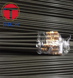 China Galvanized Double Wall Bundy Tube Zinc Coating For Automobile Brake supplier