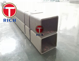 China 2 - 12m Length Rectangle Steel Pipe Seamless Hollow Carbon Steel Tube ASTM A106 supplier