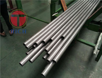 China JIS SCM430 Seamless Mechanical Tubing Plain End For Bicycle Motorcycle Frame supplier