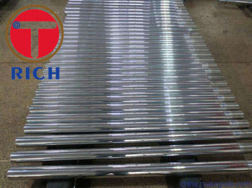 China En8 CK 45 Hard Chrome Plated Carbon Steel Bar Shaft Hydraulic Piston Rod supplier