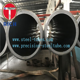 China Round Hydraulic Cylinder Tube Seamless Carbon Steel Honed Tube Oiled Surface supplier