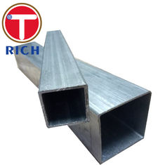 China Black Hollow Section Welded Steel Pipe Rectangular Cold Rolled supplier