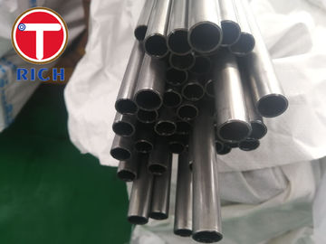China Precision Cold Rolled Steel Pipe Ck45 S45c 25 - 300mm Outer Diameter For Shock Absorber supplier