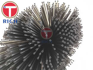 China Bright Annealing Seamless Steel Tube 304 316 5MM Stainless Steel Round Needle Tube supplier