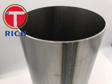 China Ss316 Stainless Steel Automotive Steel Tubes Welded Pickling Annealed supplier