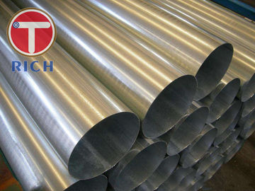 China OD 420mm Mechanical ASTM A554 Stainless Steel Tube supplier