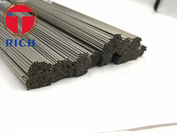 "China Oilfield 3/8"" 1/4"" 1/2"" Capillary Thin Wall Stainless Tubing supplier"