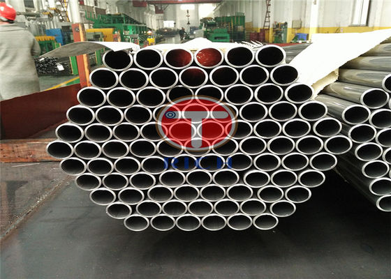 China Cold Drawn OD 420mm ASTM A179 Seamless Hydraulic Pipe supplier