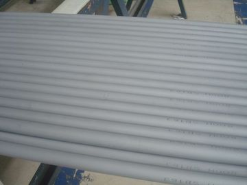 China Stainless Steel tubes for Heat Exchangers / Condensers , Round U Bend Tubes supplier