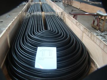 China High Pressure Seamless Carbon Bend Steel Tubing With Wall Thickness 1-15mm supplier