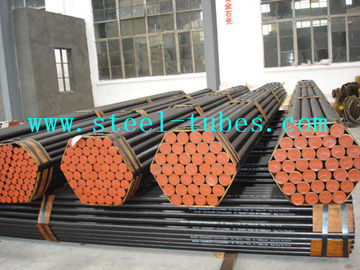 China Round Shape En10216 Seamless Steel Tube Cold Drawn For Boiler Heat Exchanger supplier