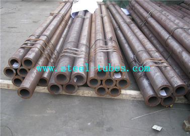 China Seamless Round Structural Steel Tubing EN10216-1 1-30mm Wall Thickness supplier