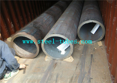 China Smooth / Oiled Surface Round Structural Steel Tubing Length 1 - 12m Gb/t699 supplier