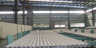 China ASTM A213 Stainless Steel Tube , Stainless Ferritic and Austenitic Alloy Steel Pipes supplier
