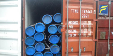 China DIN 2440 2441&EN10255 S195T Welding / Threading Non - Alloy Steel Tubes supplier