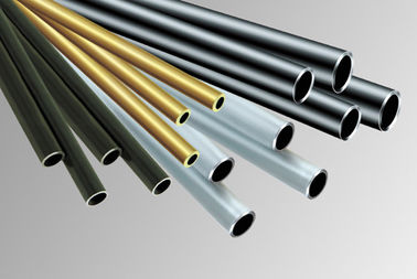 China Precision Seamless Galvanized Steel Tubes DIN2391 EN103052 ST35.0 ST37 supplier