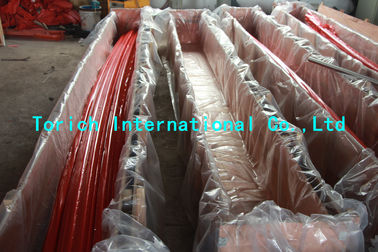 China Nimonic 80A Alloy Steel Seamless Pipes Good Creep Resistance PED Certification supplier