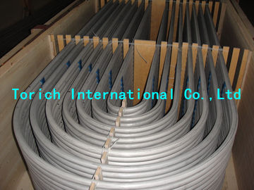 China Condenser / Heat Exchanger Nickel Alloy Tubing With High Antioxidant Properties supplier