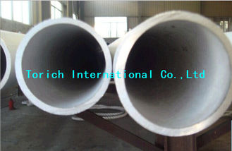 China DIN17458 Seamless 3 Inch Stainless Steel Tubes With X5 CrNi18 10 supplier