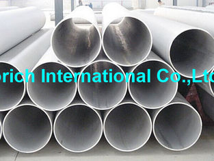 China ASTM B444 Nickel Chromium Molybdenum Nickel Alloy Tube UNS N06625 UNS N06852 supplier